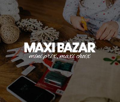 Maxi Bazar Centre Enox Gennevilliers