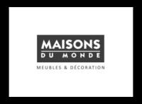 logo Maisons Du Monde Centre Enox Gennevilliers