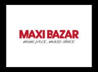 logo Maxi BAzar Centre Enox Gennevilliers